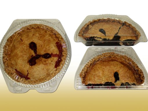 Pie Containers