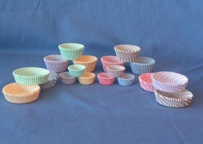 Pisa Stripe Cups