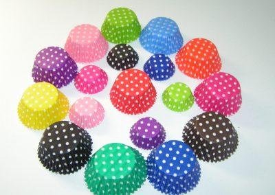 Polka Dot Cups