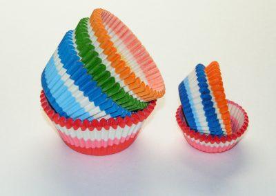 Swirl Design Cups