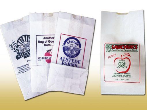 Printed Donut Bags