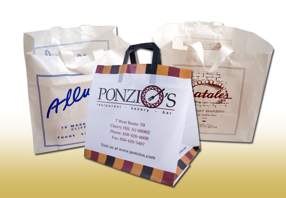 Stock Shopping Bags